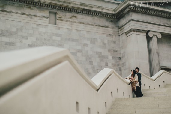 Wedding Photographer London : Tim & Kirsty Pre Wedding Shoot