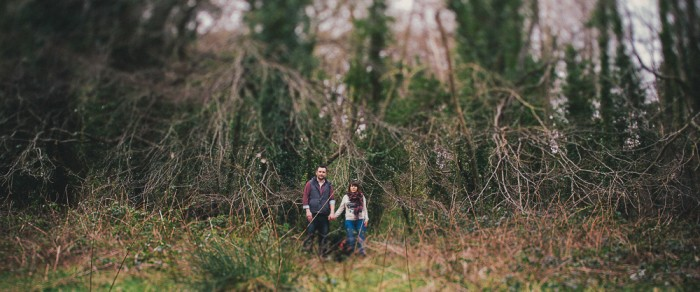 Wedding Photographer Northern Ireland : Damian & Kelly Pre Wedding Shoot