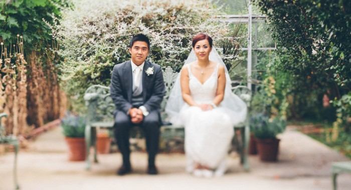 Tim & Kirsty // Larchfield Estate Chinese Wedding