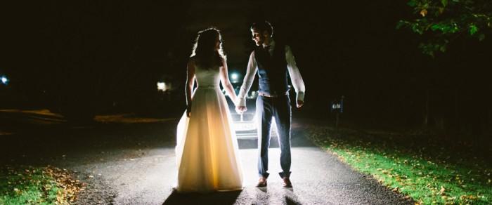 Patrick & Jennifer // Larchfield Estate wedding photography