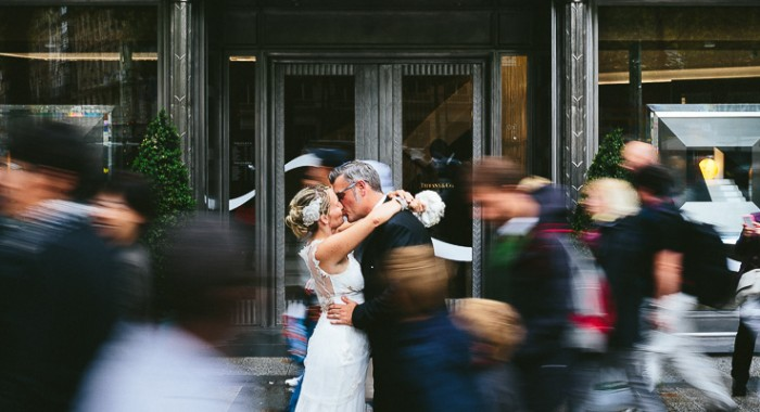 Nico & Karen // Paris wedding photography