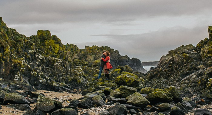 Neil & Lauren // Ballintoy Engagement Photography