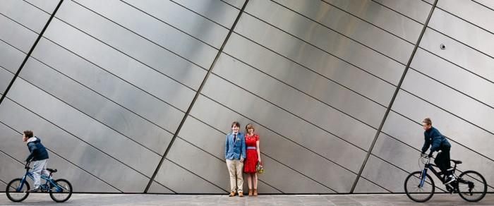 Kieran & Sienna // Alternative wedding Dublin