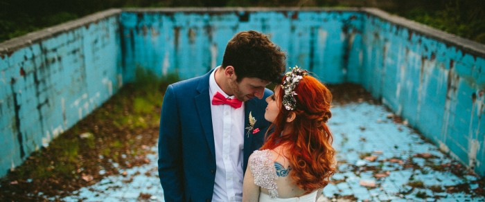 Thomas & Rebecca // Parkanaur Manor House Wedding