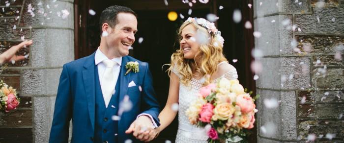 John & Ruth // Ballyvolane House Wedding Photography