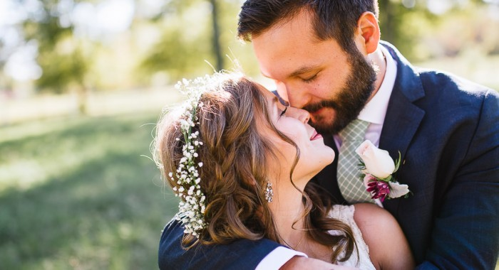 Scott & Rachel // The Carriage House, Conroe Texas Wedding
