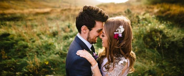 Stiofan & Karen // Lough Eske Wedding