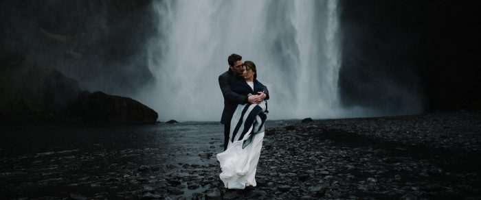 Neil & Josee // Iceland Wedding Photographer