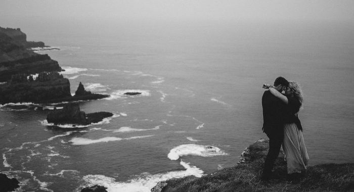 Austin & Jackie // Giants Causeway Session