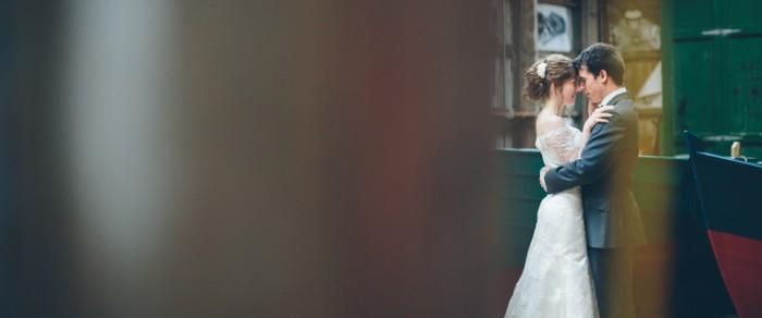 Documentary Wedding Photographer Shetland / Scotland: Nathan & Steffi
