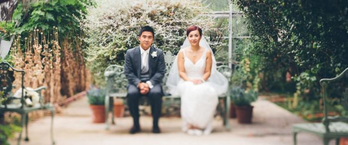 Tim & Kirsty // Larchfield Estate Chinese Wedding