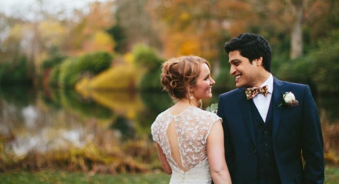 Kamil & Laura // Larchfield Estate Indian wedding