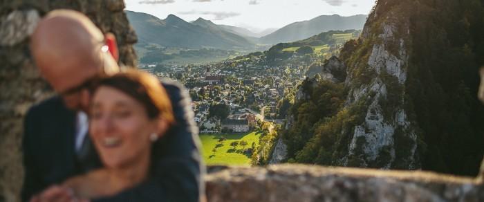 Beat & Anna // Destination Wedding Switzerland