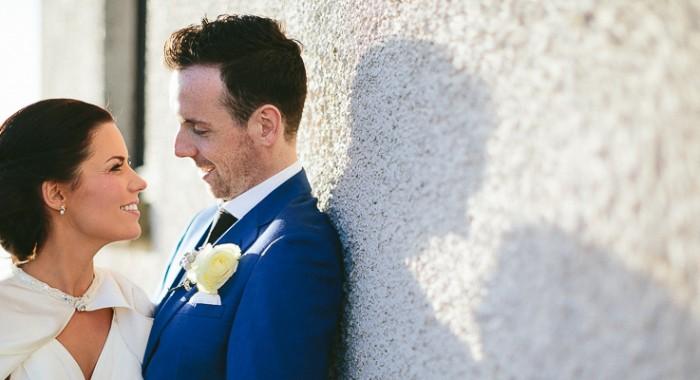 Pearse & Briege // Darver Castle Wedding
