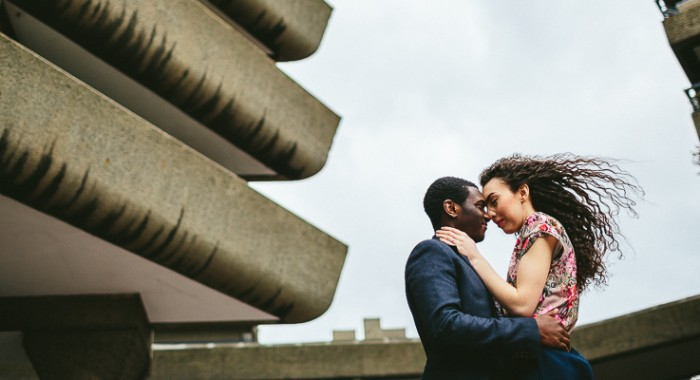 Linford & Joy // London Engagement Photographer