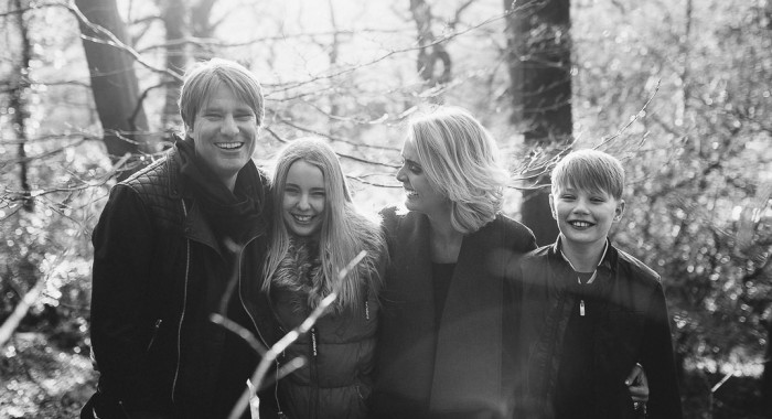 The Gambills // Family Photography Bradford
