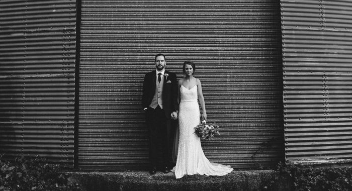 Matt & Ruth // Orange Tree House Wedding