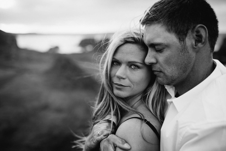 Adventure elopement photographer Ireland