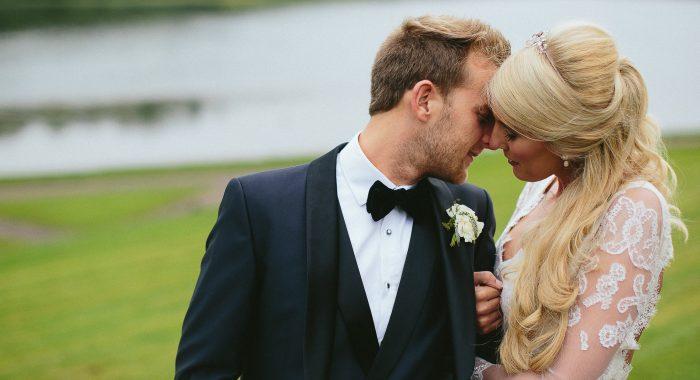 Lindsay & Abby // Castle Leslie Estate wedding