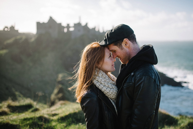Dunluce Castle Engagement Photographer_0011.jpg
