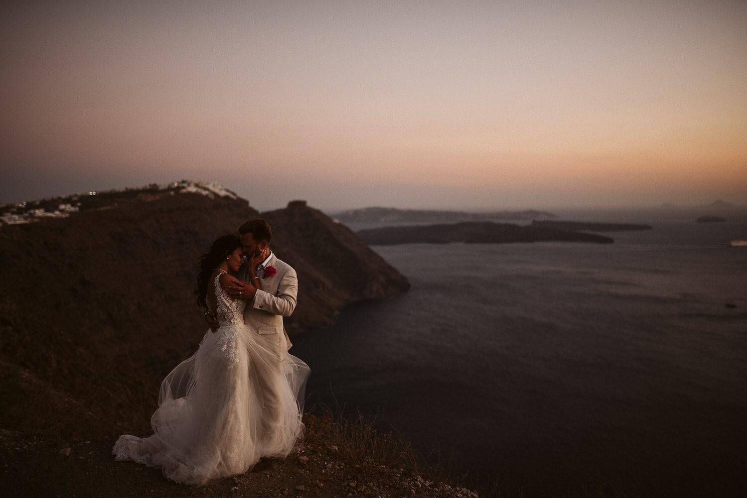 Santorini Destination Wedding Rocabella Hotel