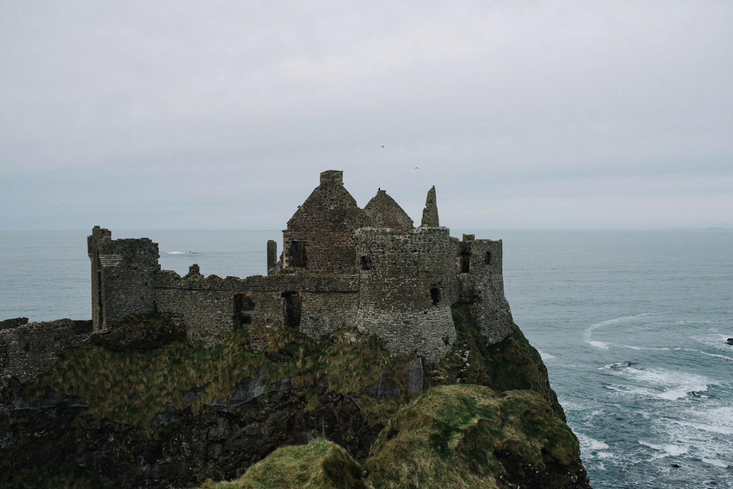 Dunluce Castle Elopements Northern Ireland Irish elopement_0017.jpg