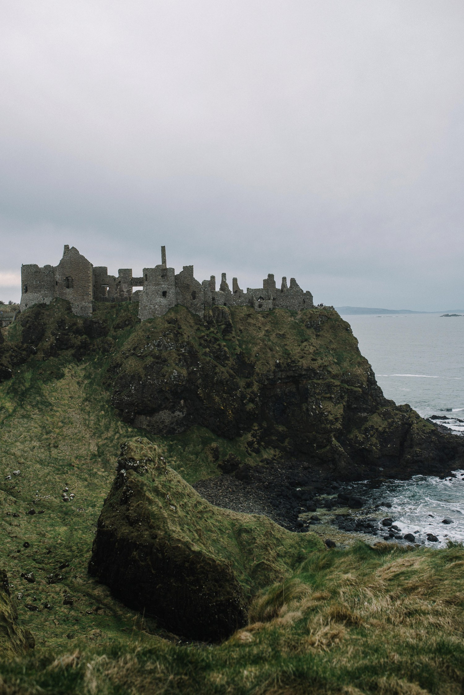 Dunluce Castle Elopement Northern Ireland Irish elopement_0030.jpg