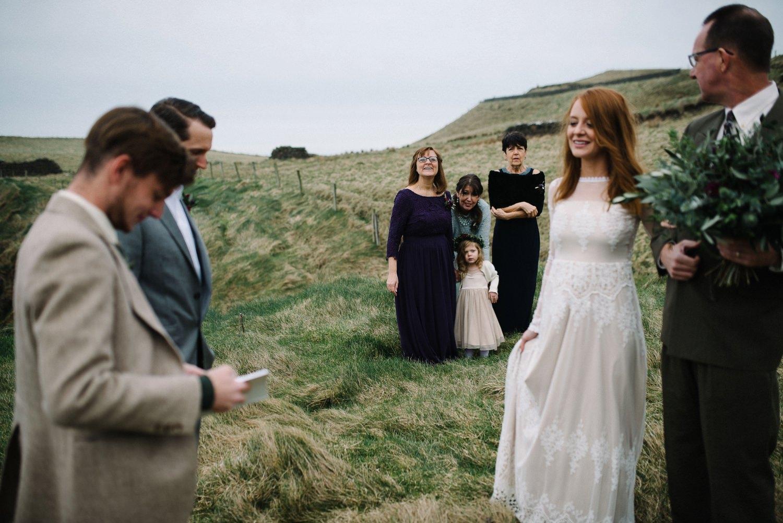 Dunluce Castle Elopement Northern Ireland Irish elopement_0033.jpg