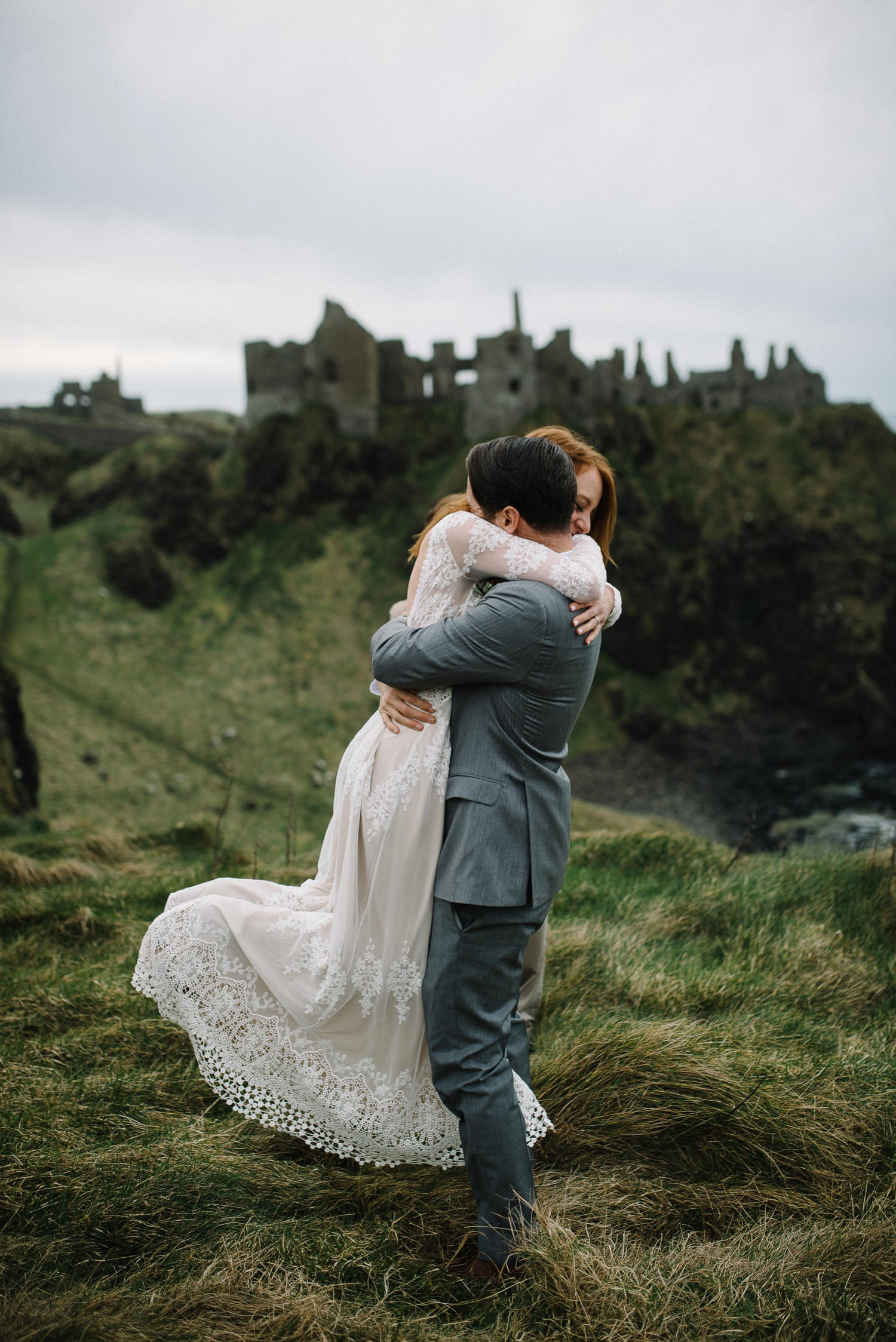 Dunluce Castle Elopements Northern Ireland Irish elopement_0047.jpg