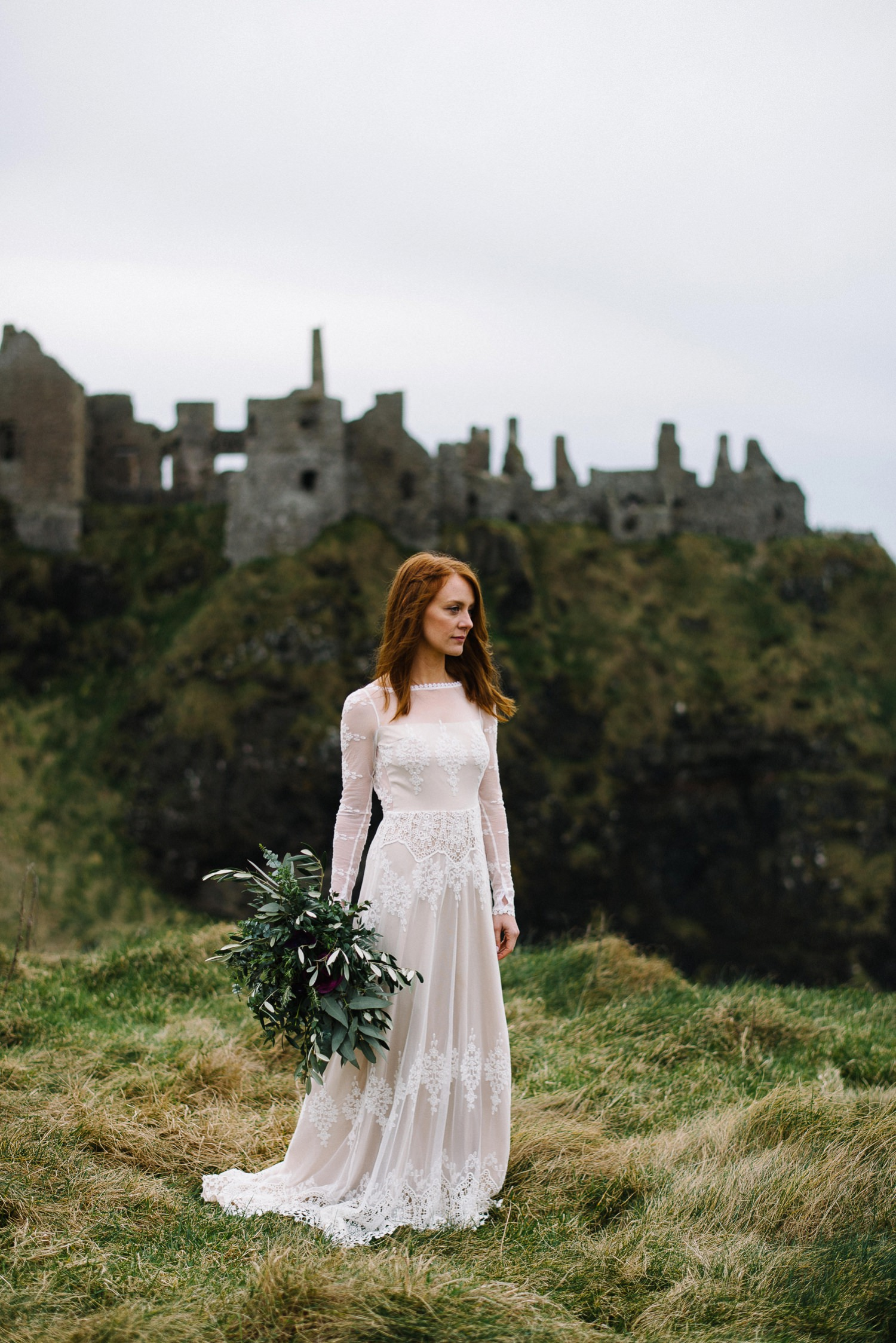 Dunluce Castle Elopements Northern Ireland Irish elopement_0054.jpg
