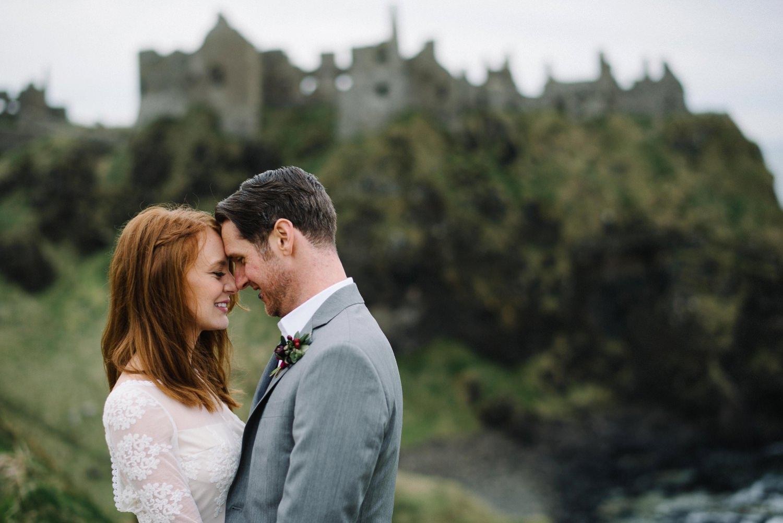 Dunluce Castle Elopement Northern Ireland Irish elopement_0062.jpg