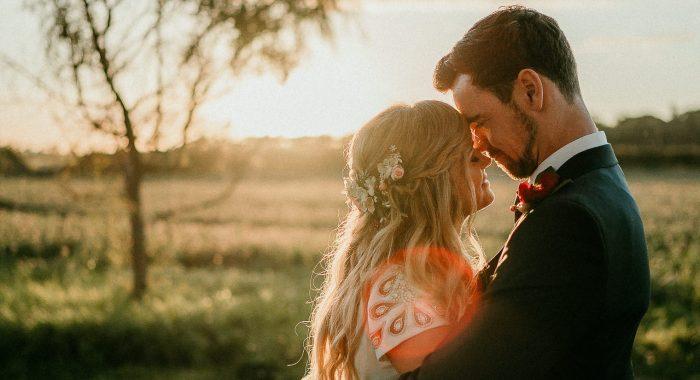 Martin & Aisling // Seagrave Barn Dunany Wedding