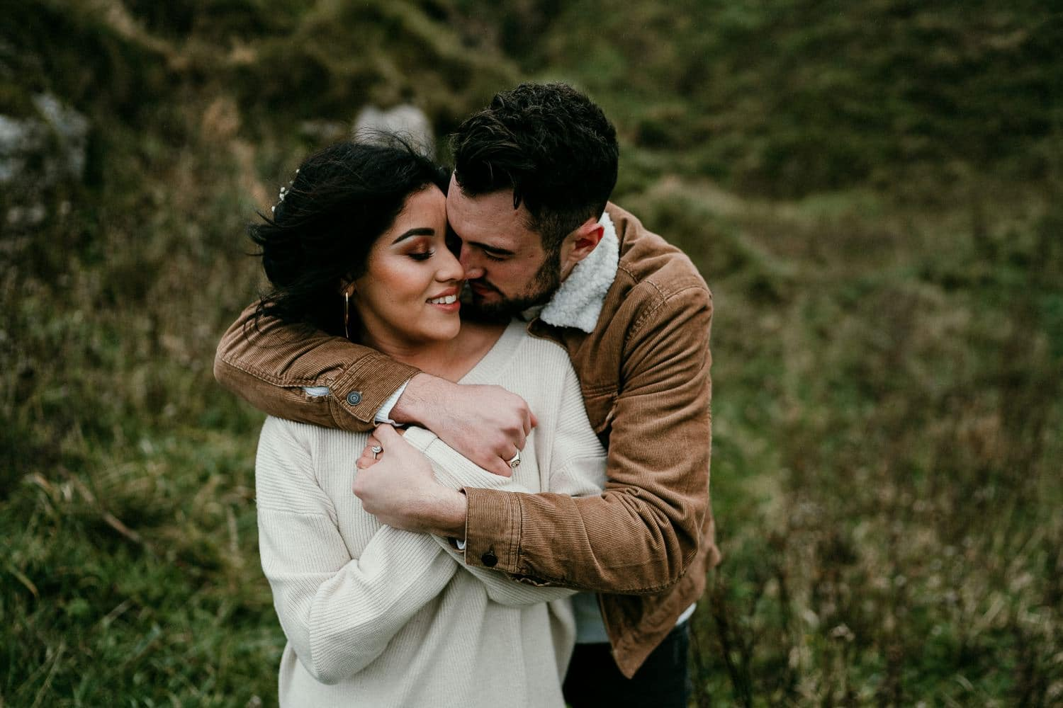 Ireland Engagement Session Northern Ireland Adventure photographer_0006.jpg