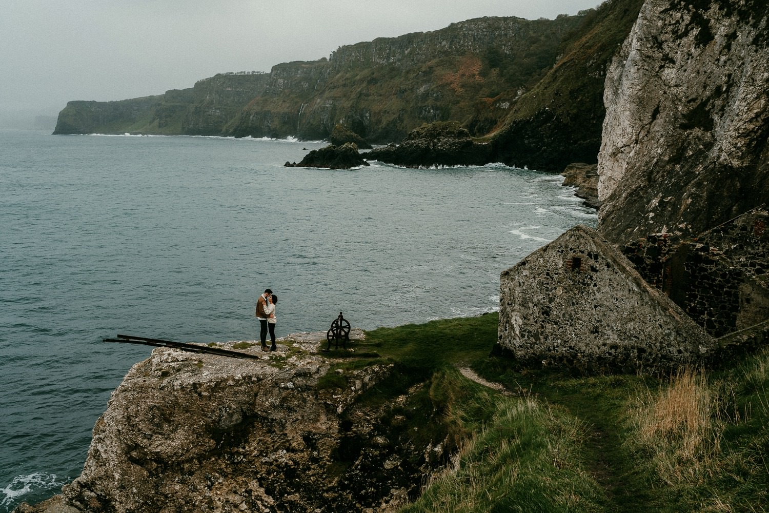 Ireland Engagement Session Northern Ireland Adventure photographer_0013.jpg