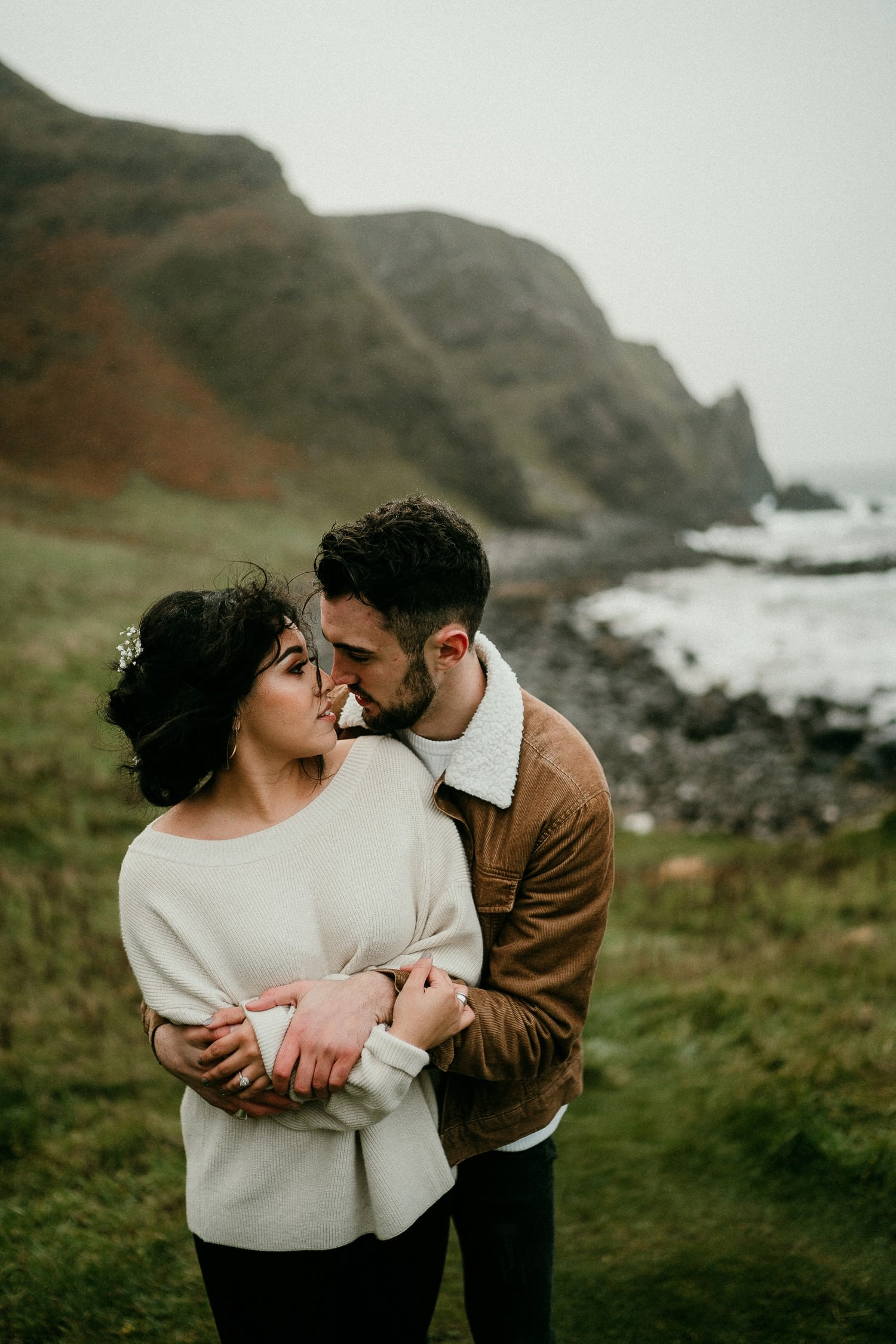 Ireland Engagement Session Northern Ireland Adventure photographer_0024.jpg