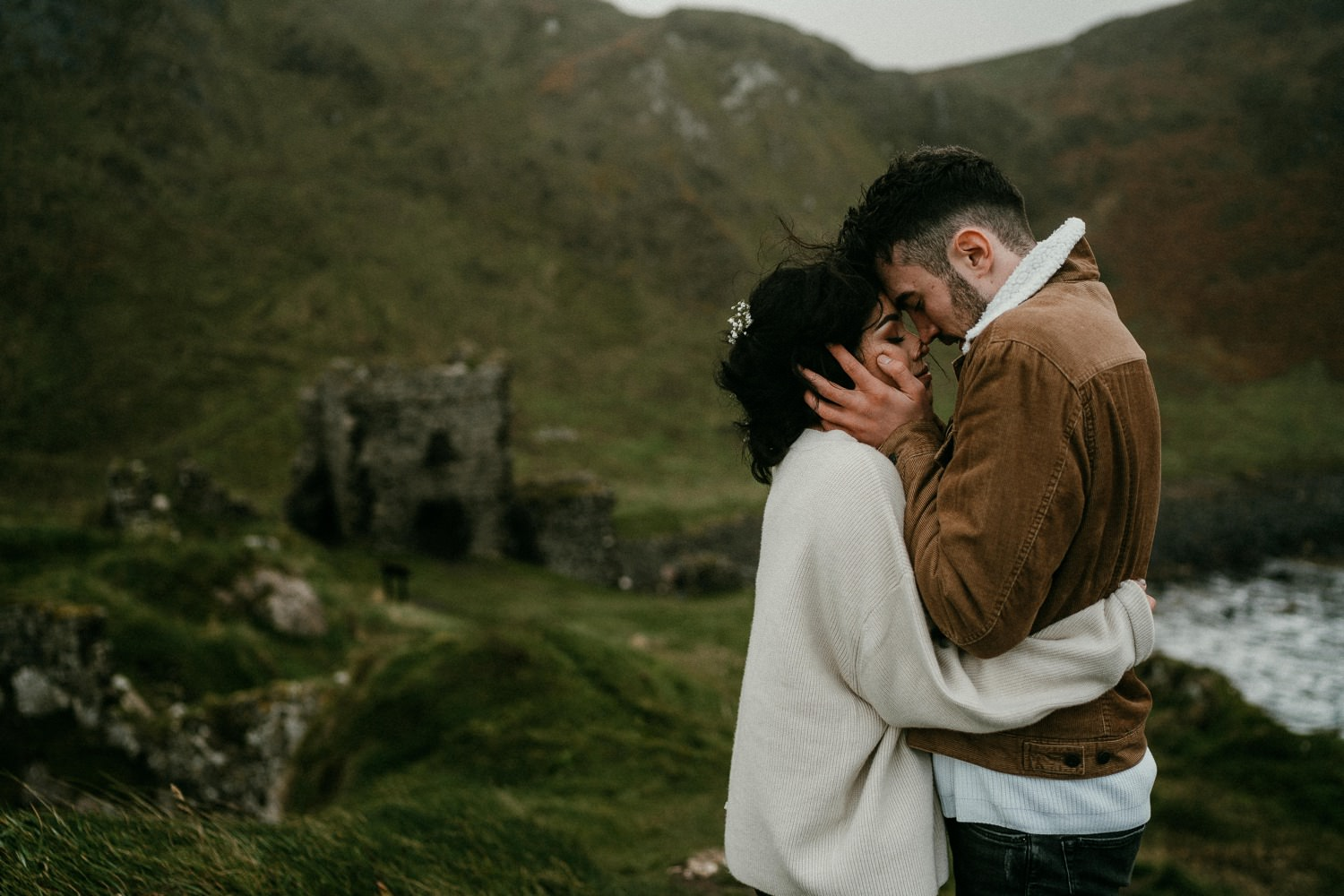 Ireland Engagement Session Northern Ireland Adventure photographer_0028.jpg