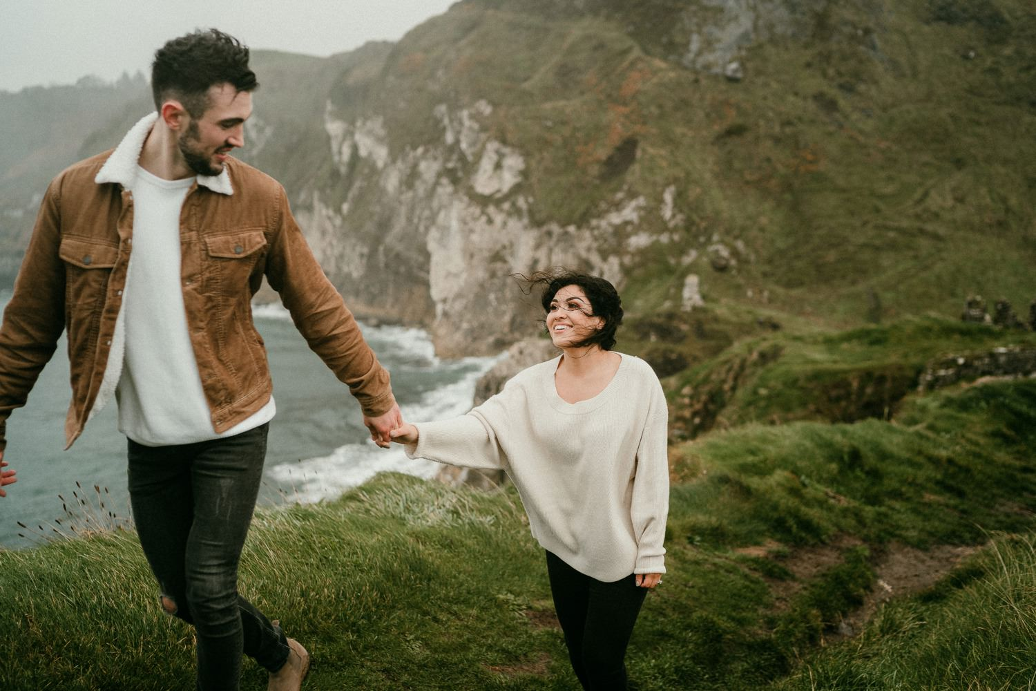 Ireland Engagement Session Northern Ireland Adventure photographer_0031.jpg