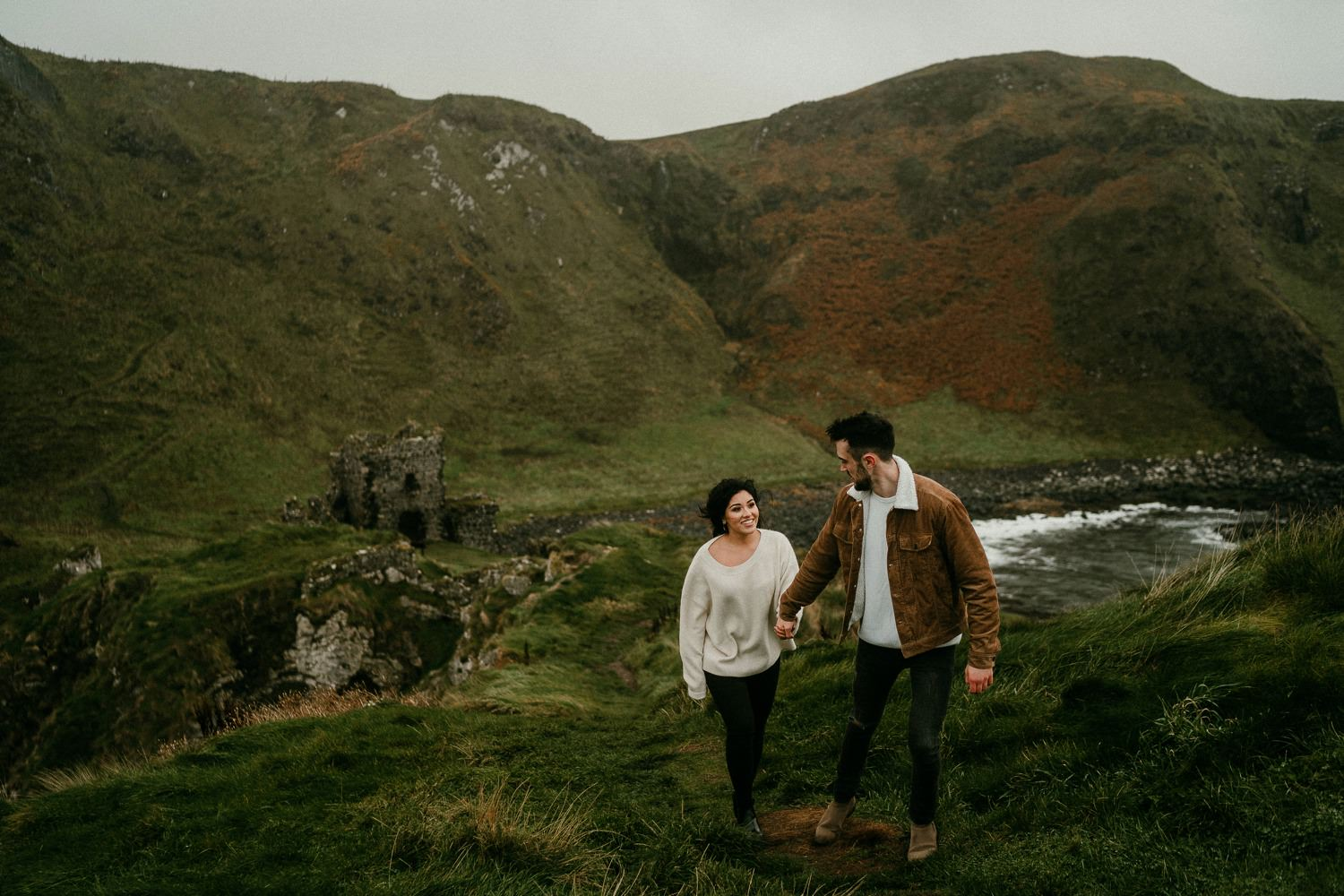 Ireland Engagement Session Northern Ireland Adventure photographer_0033.jpg