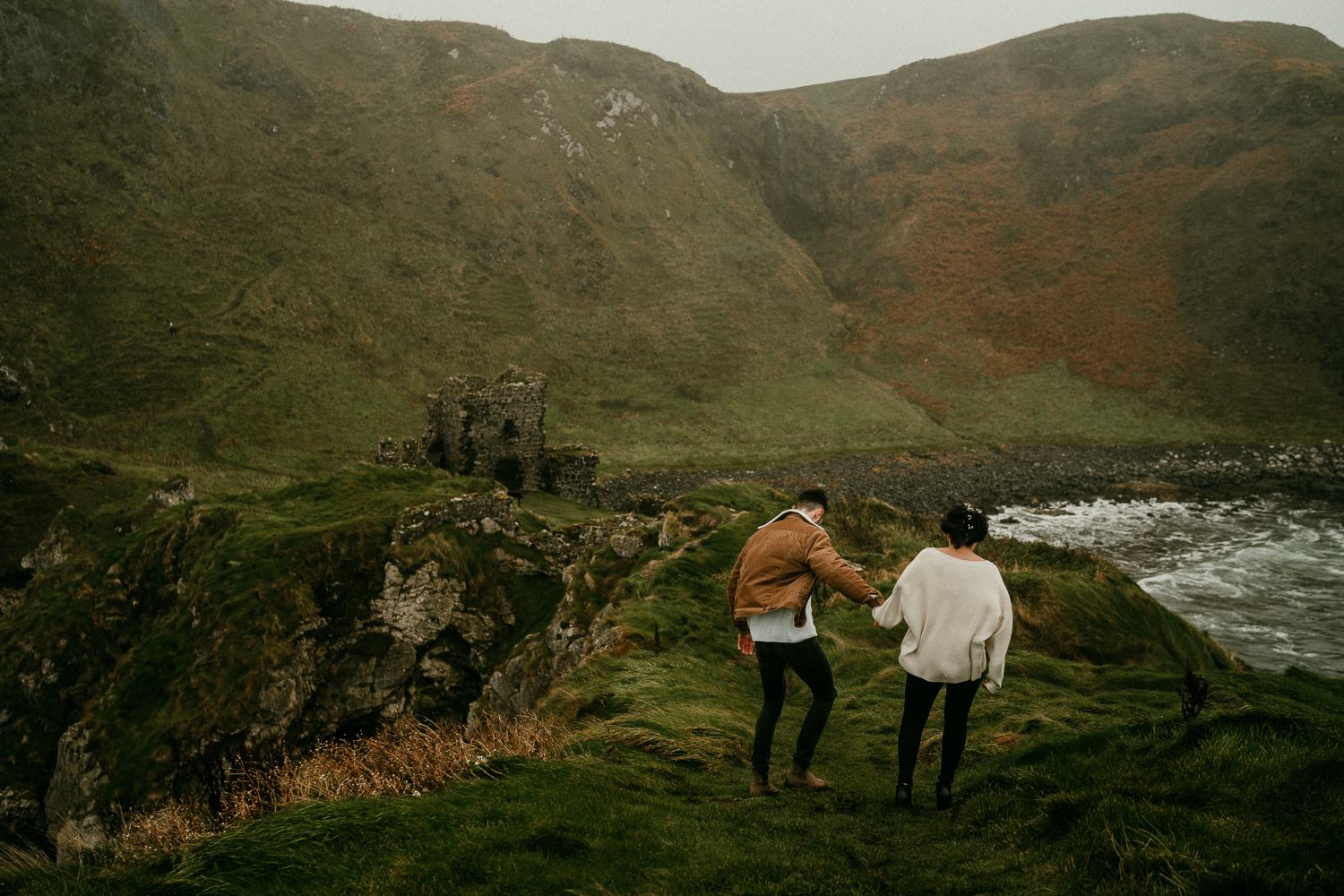 Ireland Engagement Session Northern Ireland Adventure photographer_0044.jpg