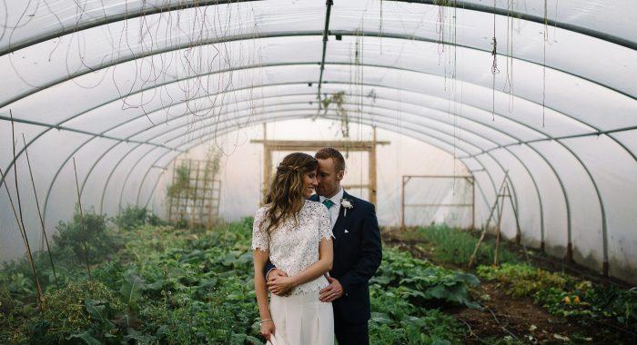 Paddy & Claire // Cloughjordan House Wedding Photographer