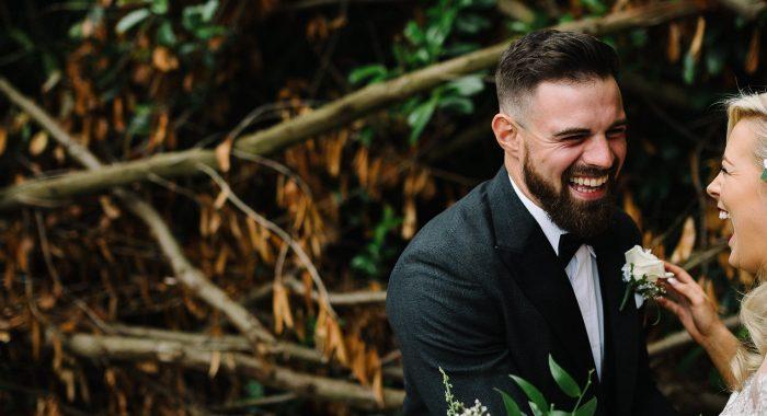 Jonathan & Avril // Galgorm Wedding Photographer