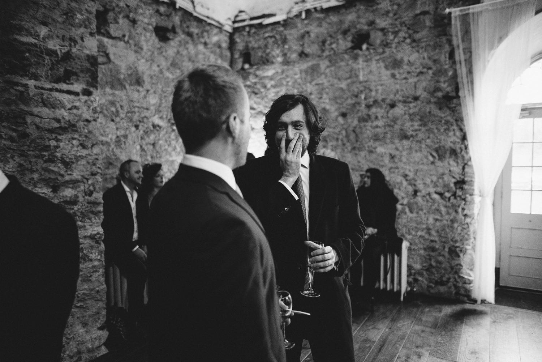 Irish wedding photographer. Cloughjordan House weddings