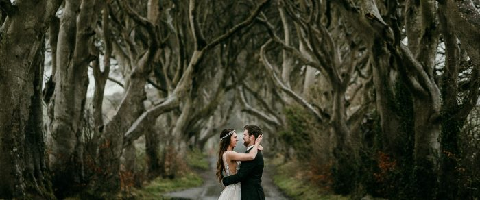 Jordan & Jacy // Northern Ireland Elopements for Adventurous Souls