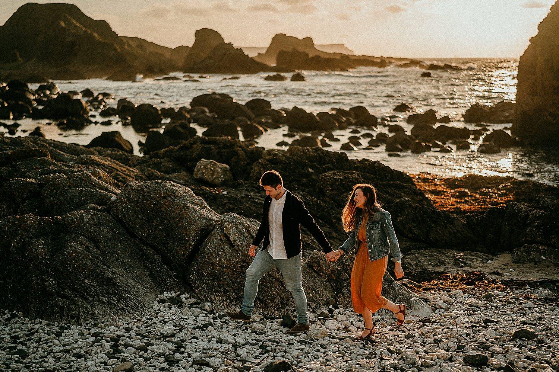 Northern Ireland proposal session photographer Irish elopements causeway coast elopement Northern Ireland_0003.jpg