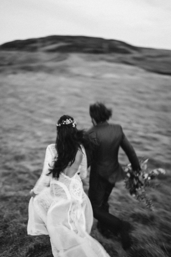 Northern Ireland Vow Renewal Dunluce Castle elopements