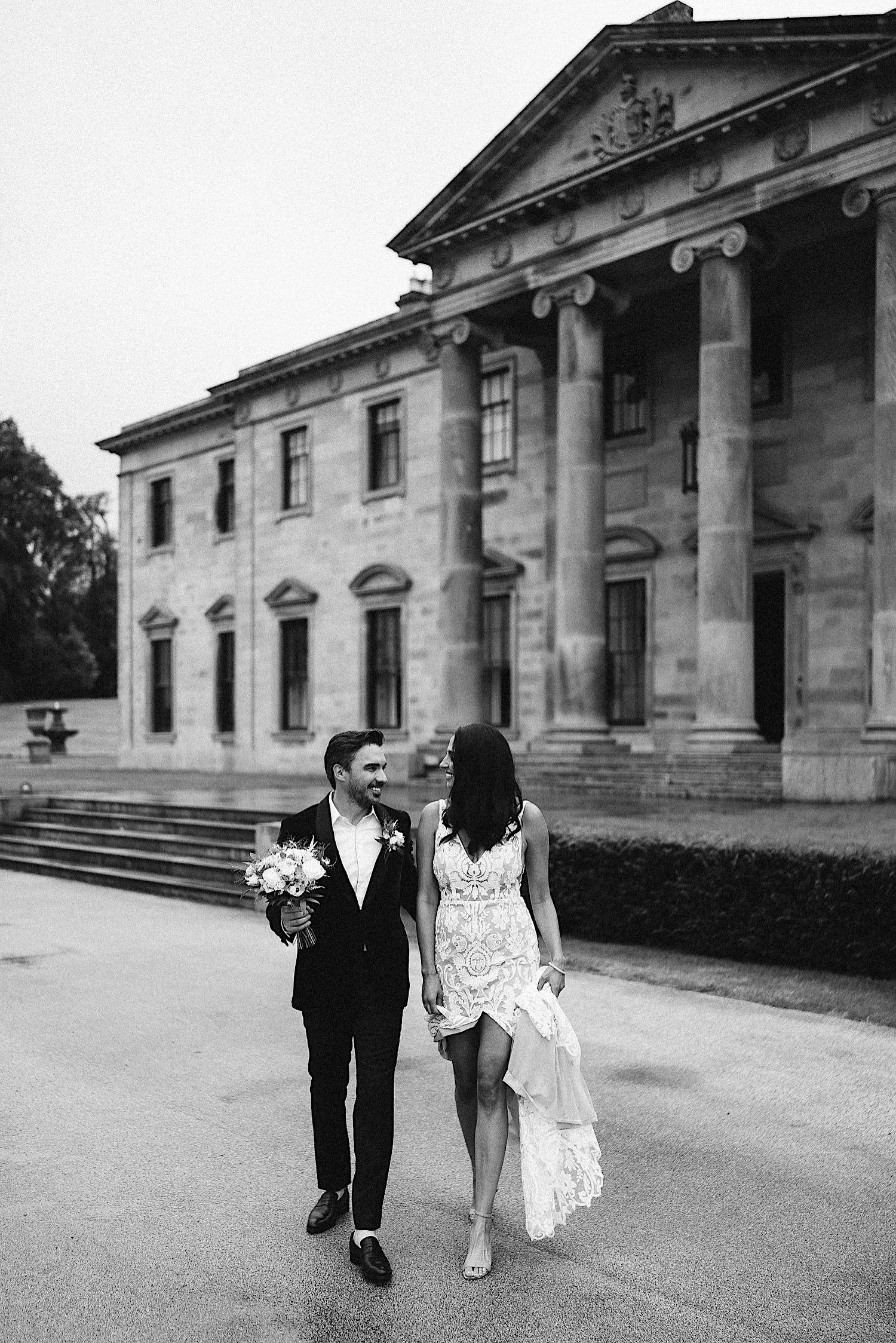 Ballyfin Demesne Weddings Irish destination wedding