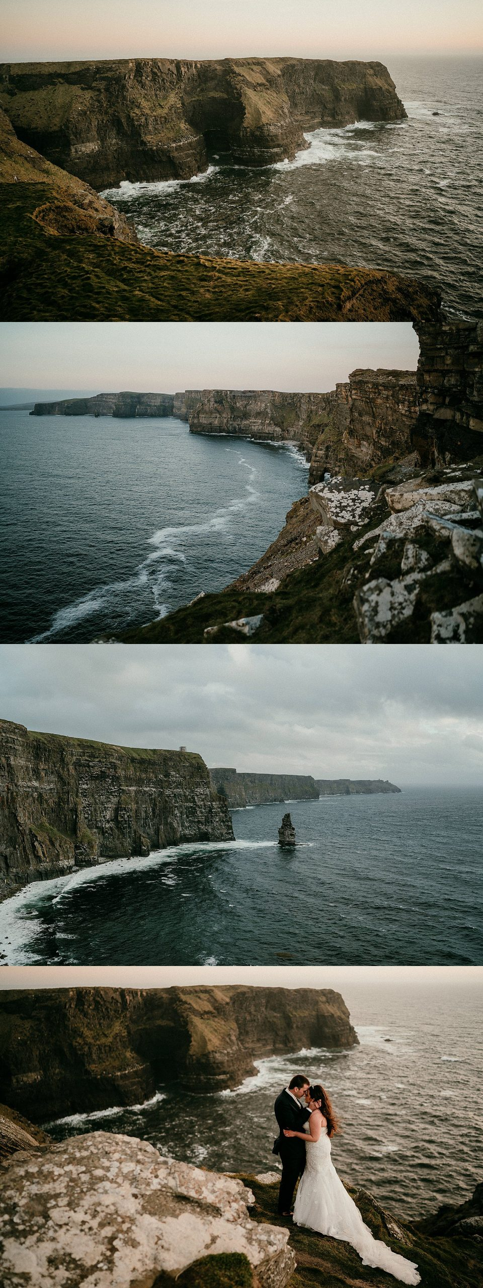 elope in ireland elopements on the cliffs of moher irish elopements northern ireland