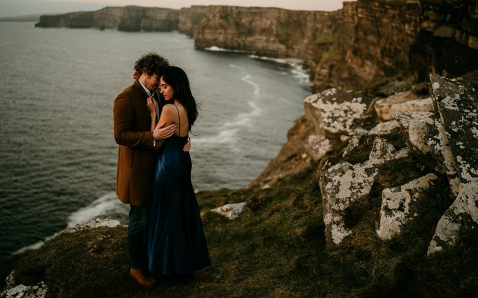 Irish elopement photographer Northern Ireland