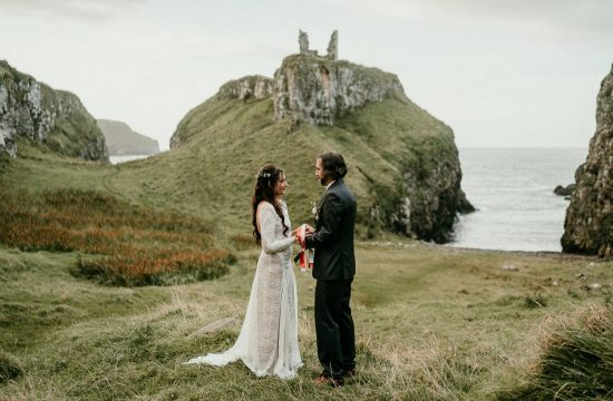 Northern Ireland elopements elope to Ireland irish elopement photographer