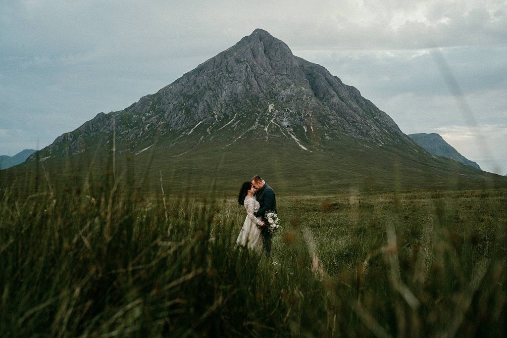 Glencoe elopement photographer scotland elopements